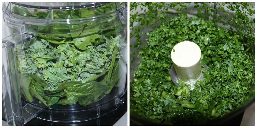 Detox Salad Prep