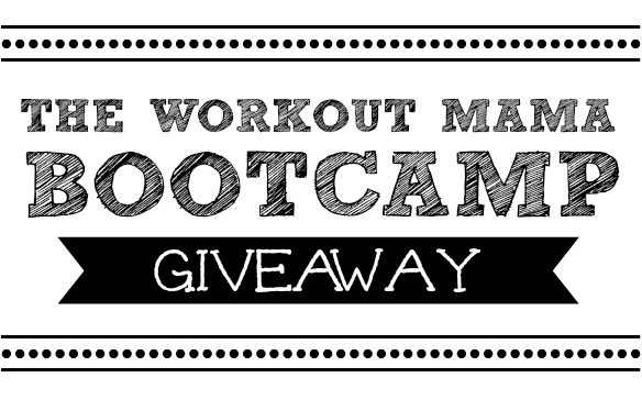 Bootcamp Giveaway