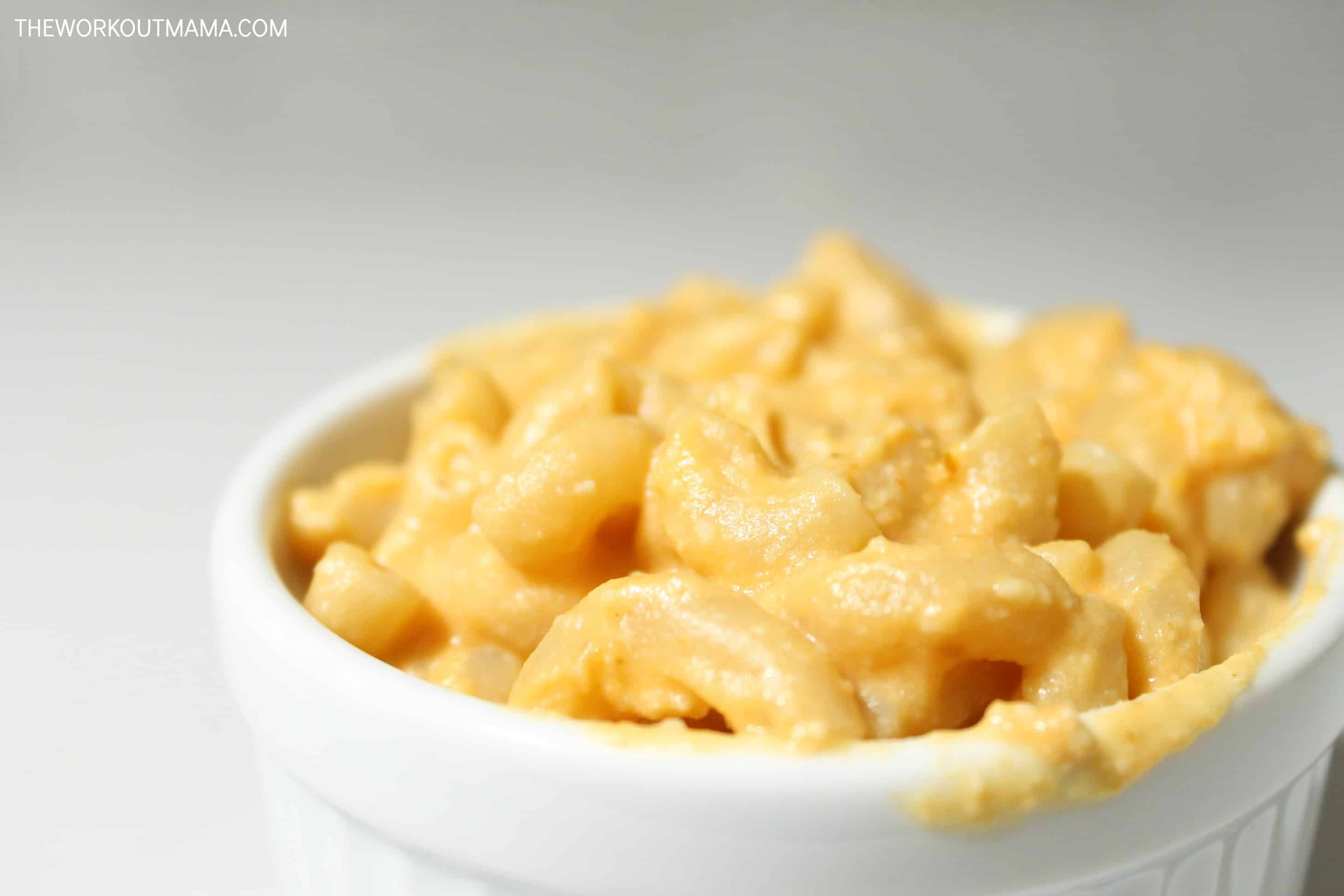 This take on mac & cheese is loaded with yummy goodness! It is also ...