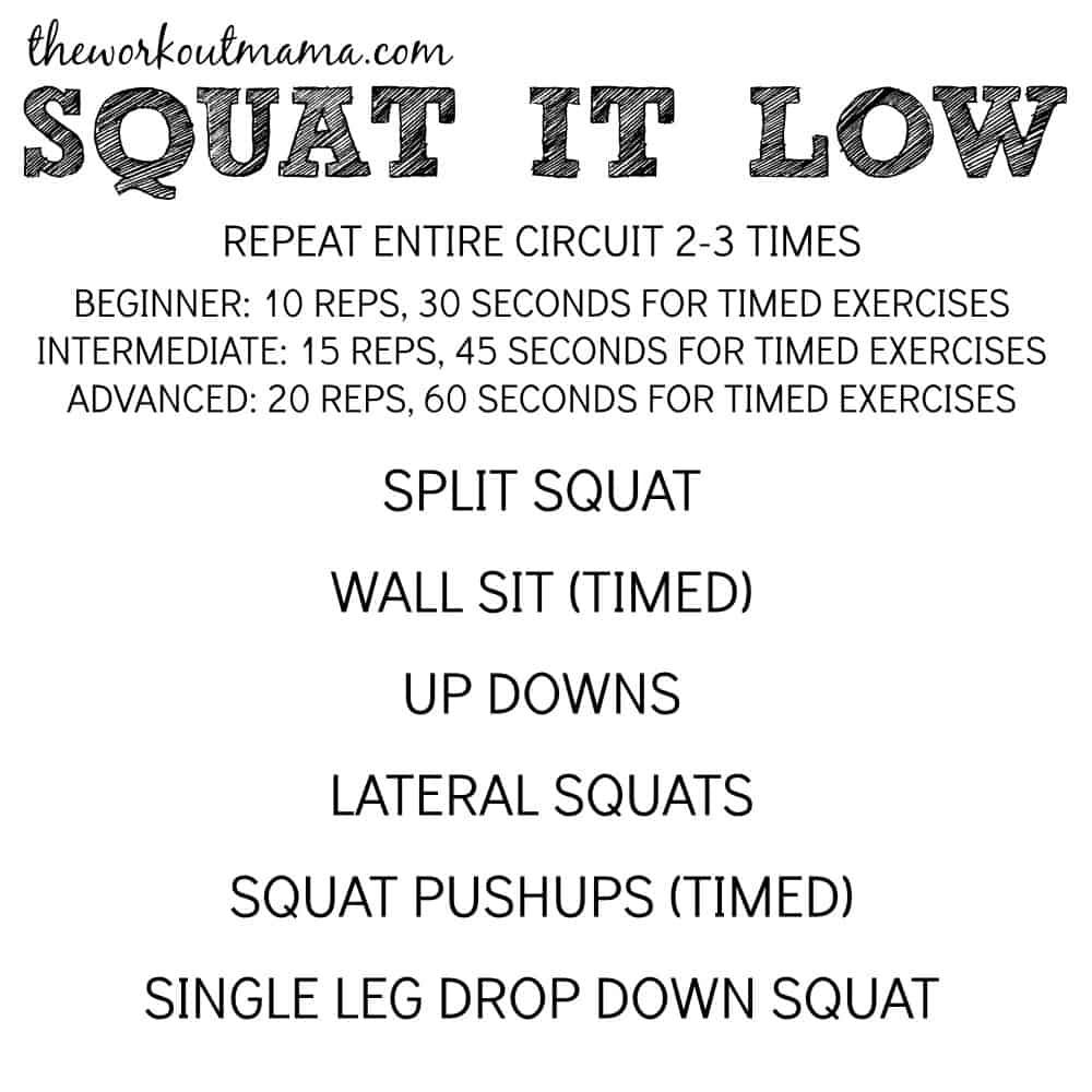Squats How Why Micro Workout Fitness Fitfriday Newyearnewyou
