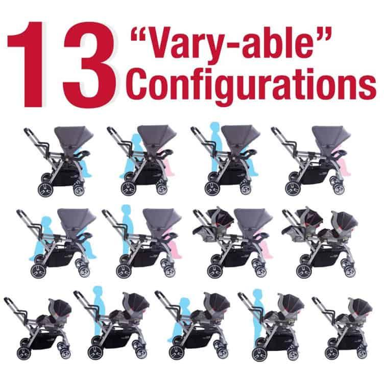 joovy-caboose-varylight-configuations