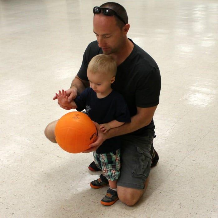 Sportball Parent & Child
