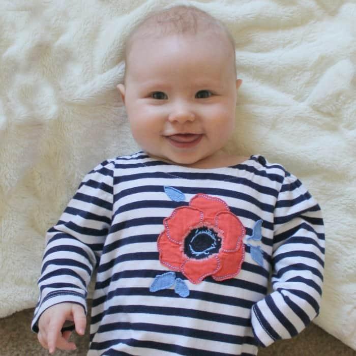 5 Months Maisie