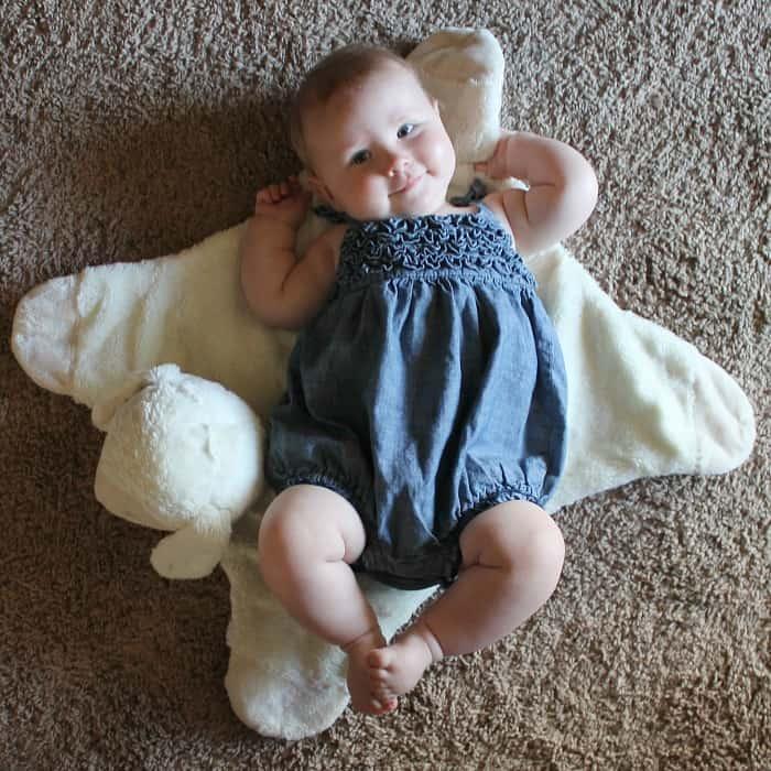 Maisie 8 Months