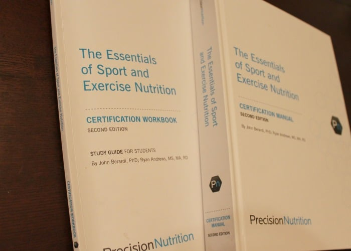 Precision Nutrition Book