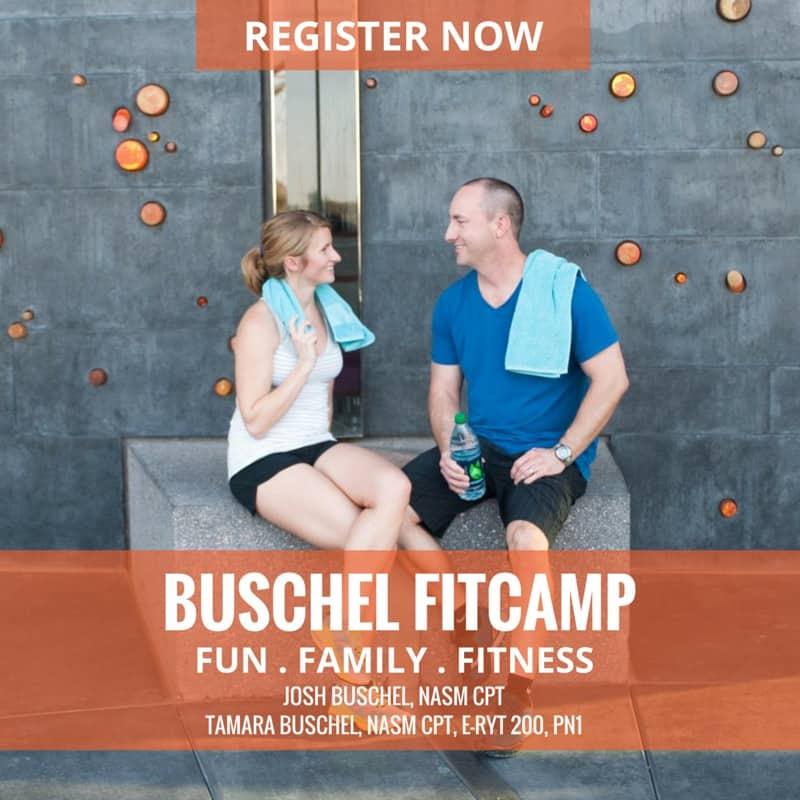 buschel fitcamp register now