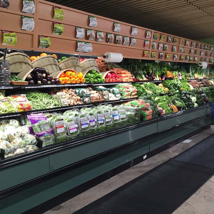Natural Grocers Produce