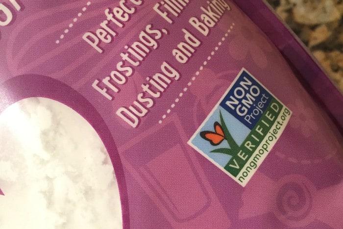 Non-GMO Project Label