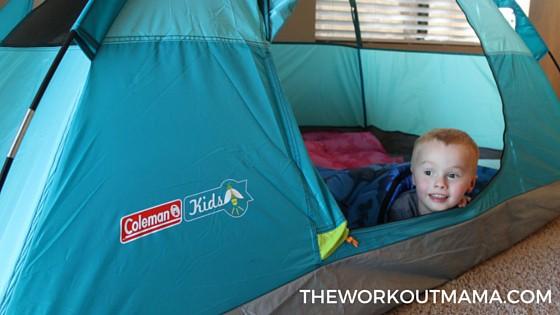 Coleman Tent Kids