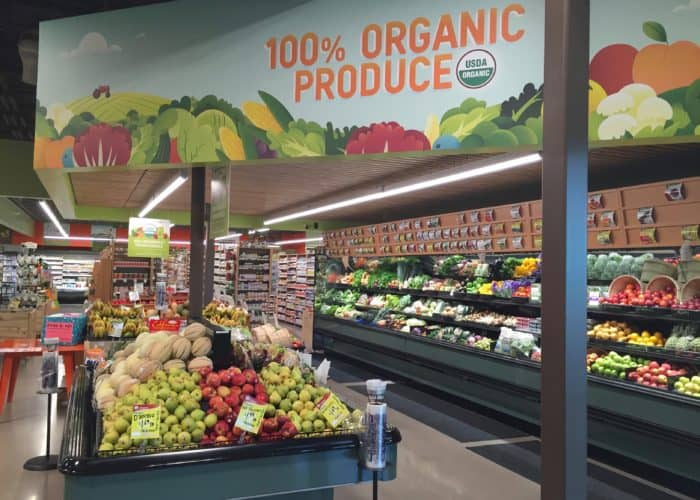 100% Organic Produce - Natural Grocers