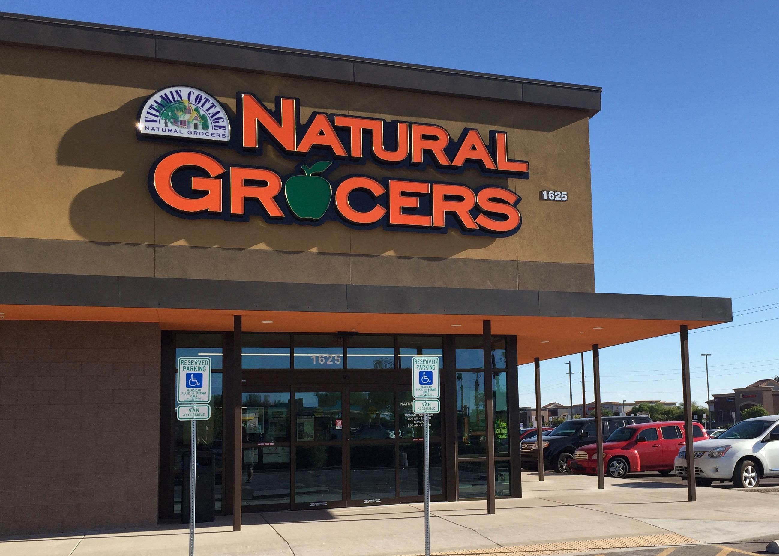 Natural Grocers Val Vista