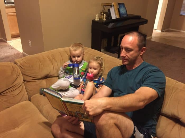 Family Devotions - The Jesus Storybook Bible